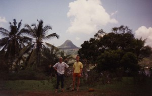 DL5XU und DL9AWI auf Mayotte (FH)
