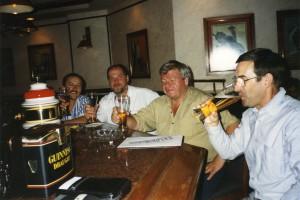 Treffen mit Andreas ZS6BAF in Johannesburg